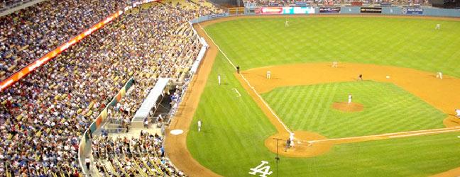 English + Baseball