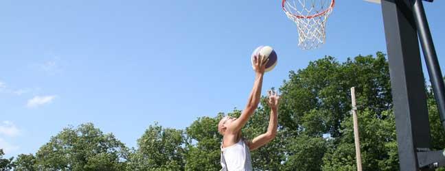 English + Basketball
