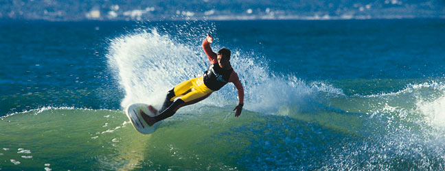 Portuguese and Surf courses