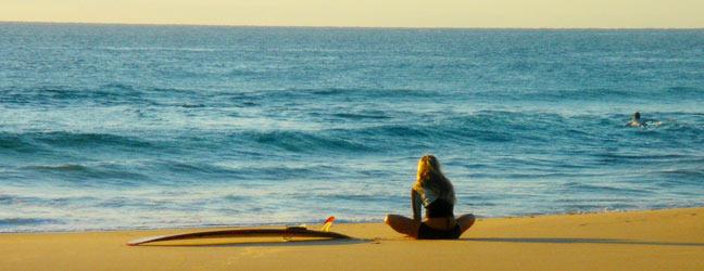 English + Surf