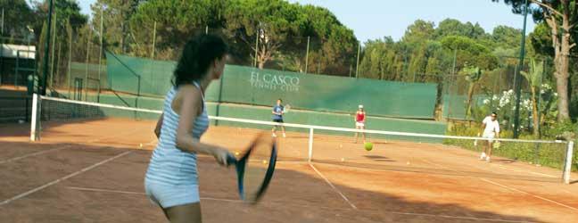Spanish + Tennis