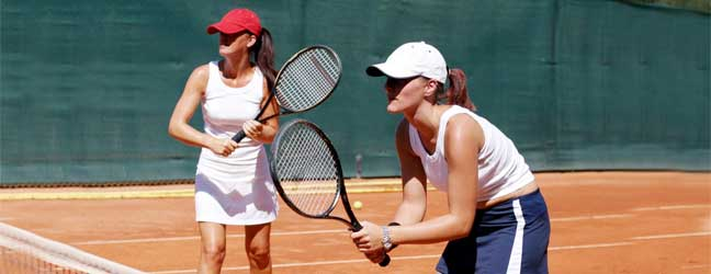 English + Tennis