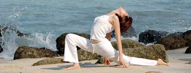 Spanish and Yoga courses