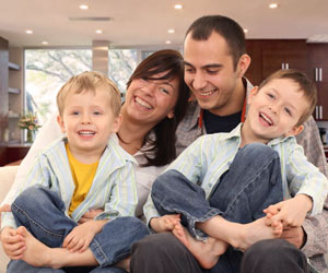 Parent and child course