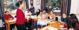 English and Business courses
