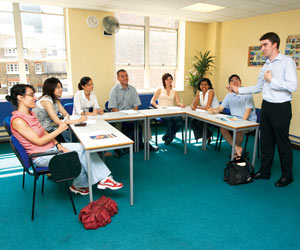 Small group intensive courses