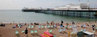 Language Travel in England for a kid Brighton