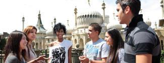 Language Schools programmes in England for a junior - Brighton Language College - Brighton
