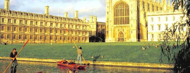 Cambridge - Language Travel Cambridge for a junior
