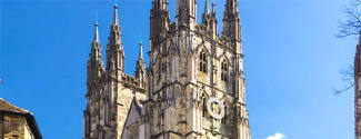 Language studies abroad in England Canterbury