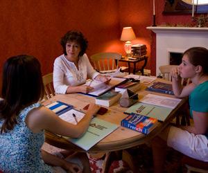 1 - Mini Group Junior programme in the teacher's home