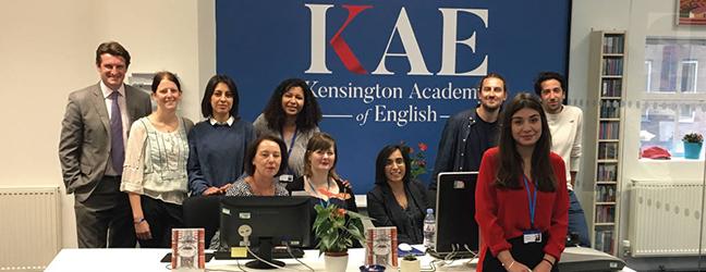 Kensington Academy of English - Tower Hill - KAE (London in England)