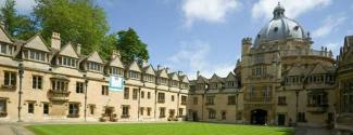 Immersion camps in England for a college student - Brasenose College - Junior - Oxford