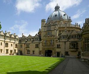 Campus language programmes Oxford Summer school Bucksmore - Brasenose College - Oxford University - Oxford