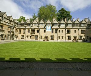 1 - Summer school Bucksmore - Brasenose College - Oxford University for junior