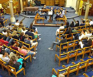 2 - Summer school Bucksmore - Brasenose College - Oxford University for junior