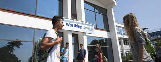 Programmes in England for a college student - CES - Worthing