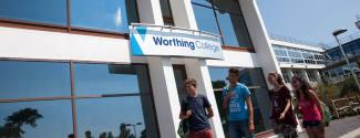 Campus language programmes in England - Worthing College - Junior - Worthing