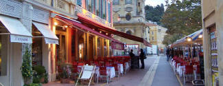 Language studies abroad in France Nice
