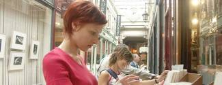 Language studies abroad in France Paris