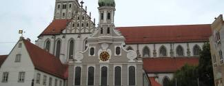 Language studies abroad in Germany Augsbourg
