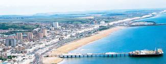 Language Travel in Great Britain for a junior Brighton