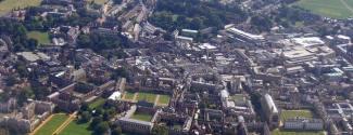 Language studies abroad in Great Britain Cambridge