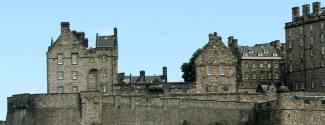 Language studies abroad in Great Britain Edinburgh