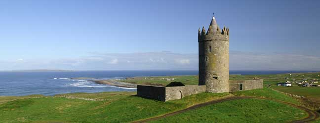 Language stay abroad in Ireland