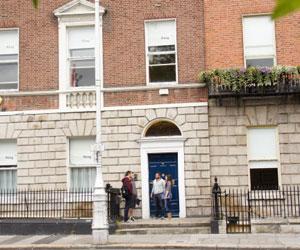 Language studies abroad Dublin Frances King - Dublin