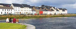 Language studies abroad in Ireland Galway