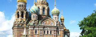 Language studies abroad in Russia Saint Petersburg