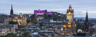 Language studies abroad in Scotland - CES Edinburgh - Edinburgh