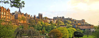 Language Travel in Great Britain for a junior - Summer Programme English - CES Edinburgh - Edinburgh