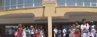 Campus language programmes in Spain - Junior Camp Colegio Maravillas - Benalmadena