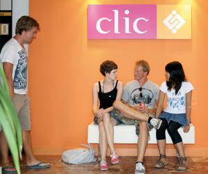 2 - CLIC - Centro de Lenguas e Intercambio Cultural - Cadix for professional