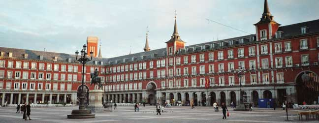 Madrid - Language studies abroad Madrid