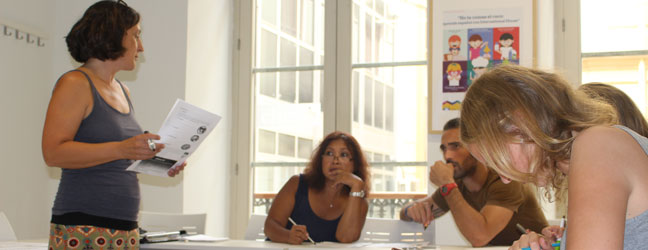 CLIC - Centro de Lenguas e Intercambio Cultural - Malaga for professional (Malaga in Spain)