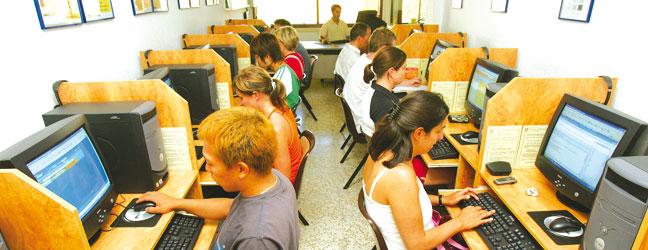 Malaca Instituto for professional (Malaga in Spain)
