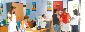 Language Schools programmes in Spain for a junior - ENFOREX - Marbella