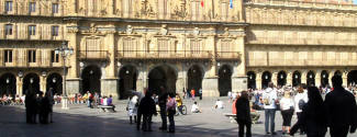 Programmes in Spain for an adult Salamanca