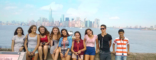 Day camp programme for juniors (New York in United States)