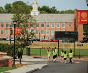 Language studies abroad New York Summer school Iona College - New Rochelle - New York - New York