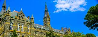 Language studies abroad in United States - Georgetown University - Washington DC - Washington