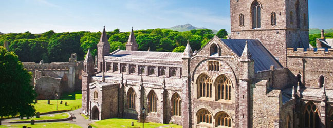 Language stay abroad in Wales