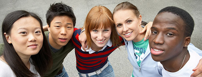 Chinese immersion programs for a junior (13 - 17)